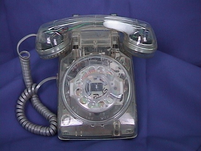 Western Electric Products - Telephones - Model 500 on