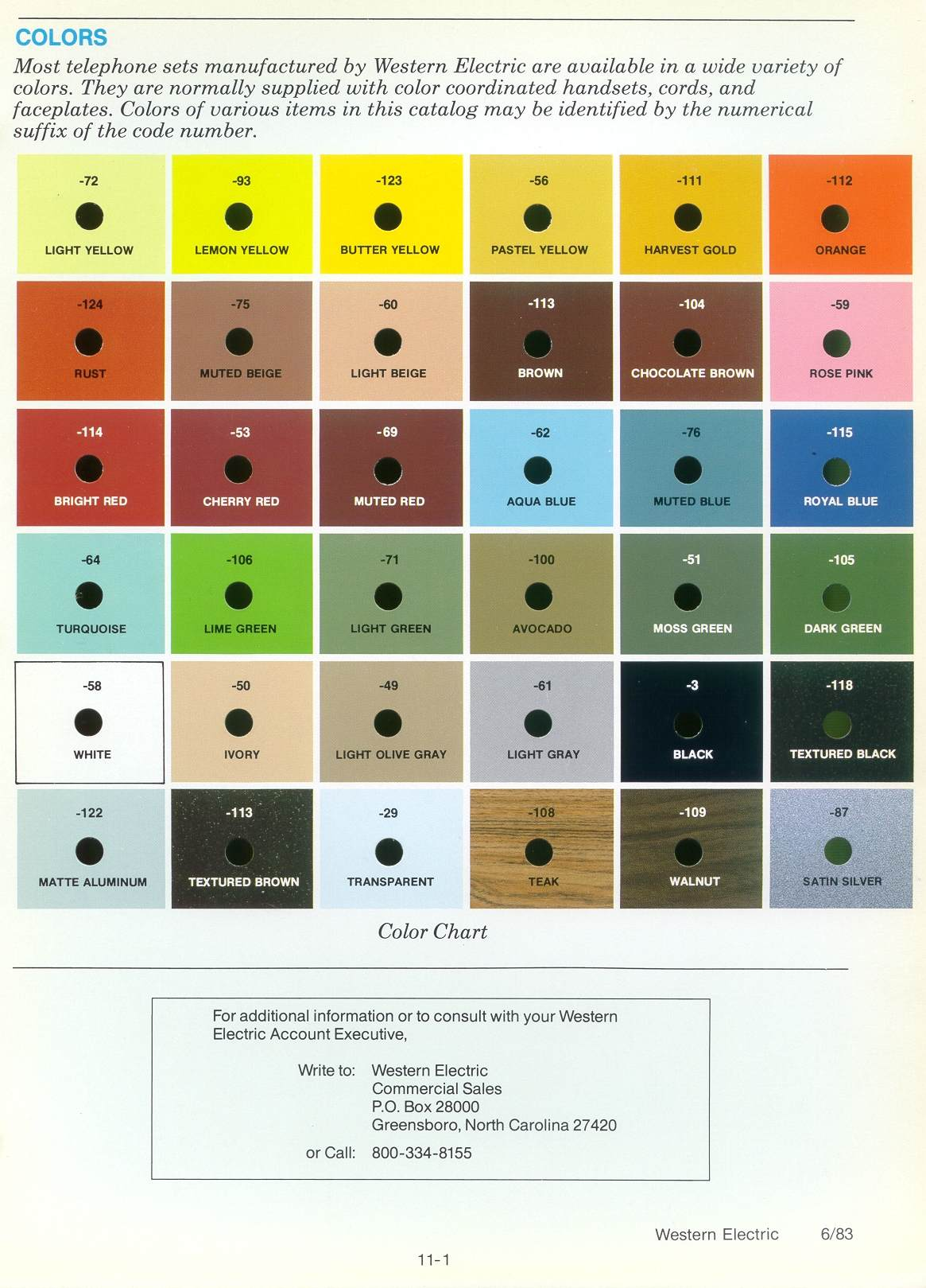 Phone Wiring Color Chart Manual Of Diagram Telephone Codes Western Electric Rh Paul F Com Wire